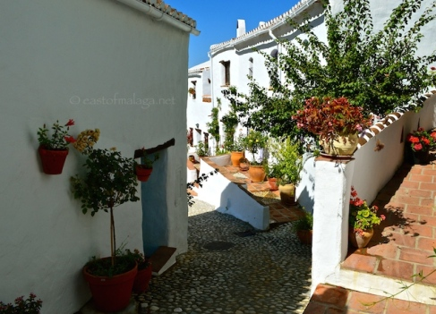 Street view, El Acebuchal