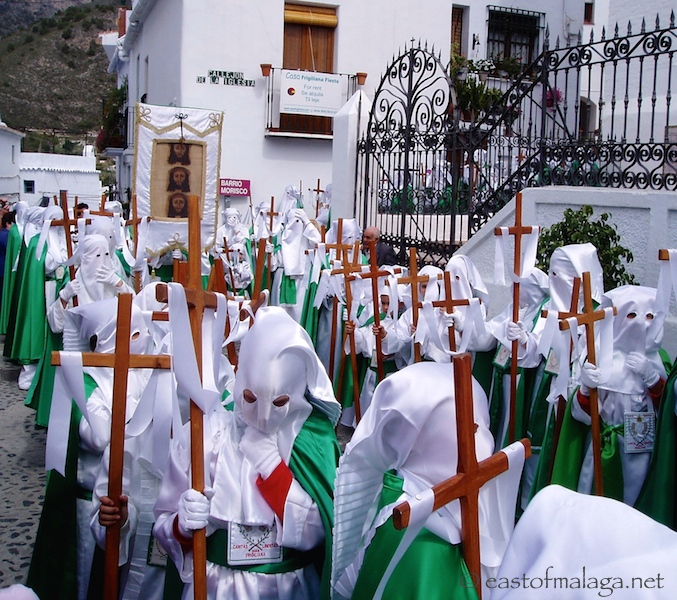 Image result for Easter frigiliana