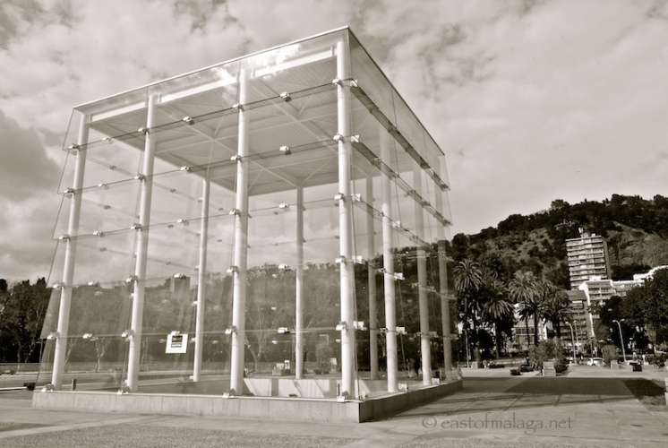 Le Cube - Pompidou Centre, Malaga