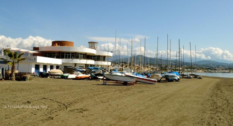 Boat club - Torre del Mar