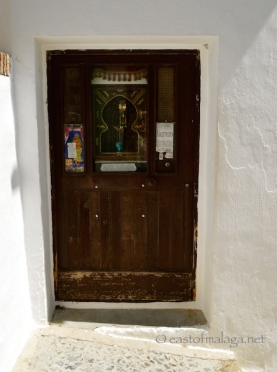 The Harem peep-show, Frigiliana