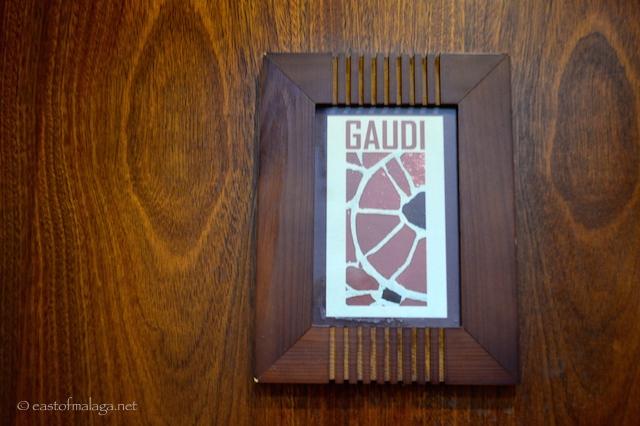 Gaudi room at Hotel La Casa