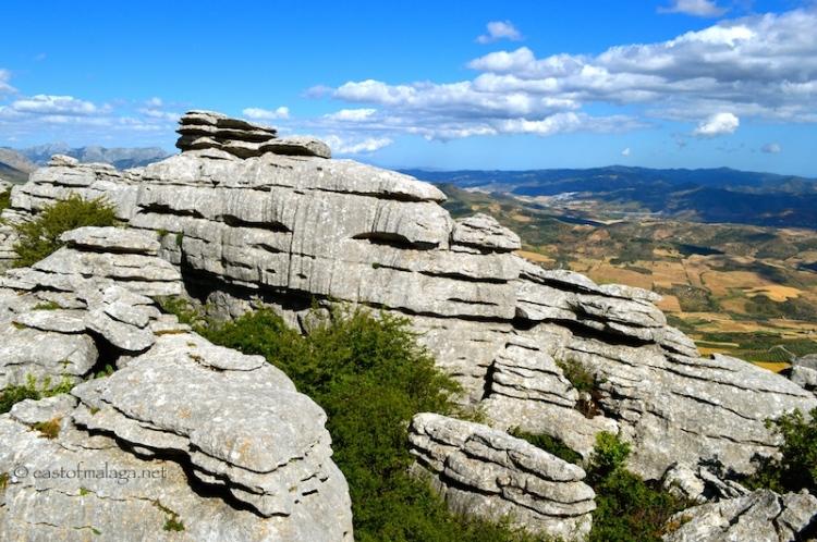 El Torcal Nature Reserve, Antequera