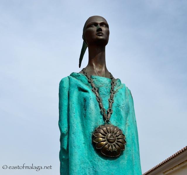 Phoenician goddess, Malac