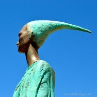 Have you met Malaga's sensational Phoenician Goddess?