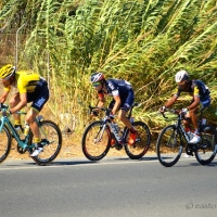 Malaga hosts the Spanish cycle race - La Vuelta
