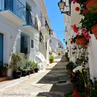 Frigiliana: Beautiful white village
