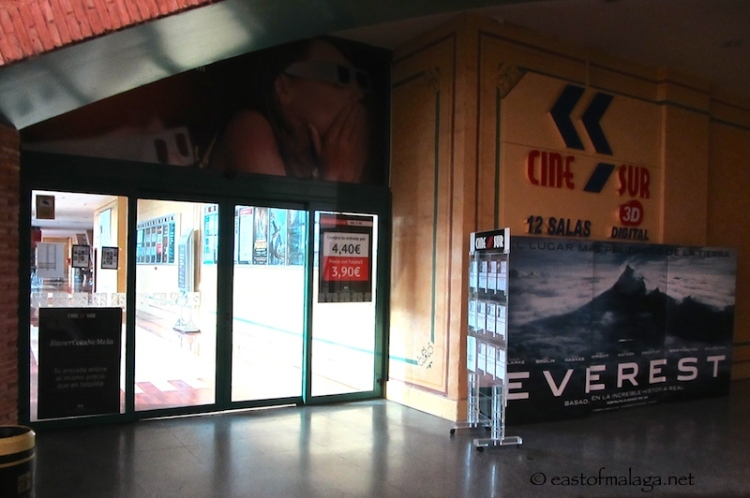 Cinesur at Velez-Malaga