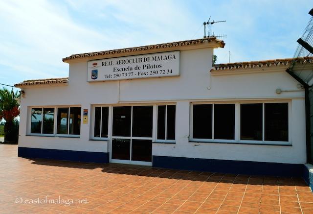 Royal AeroClub of Malaga at El Trapiche